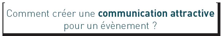 communication evenementielle