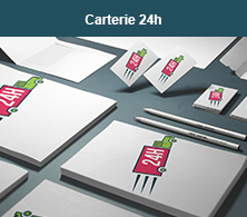 carterie 24H