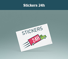 impression sticker 24H