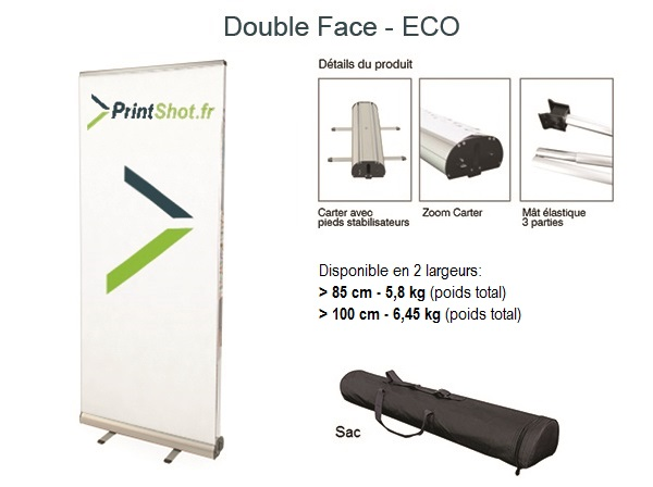 Detail Duoble Face - ECO