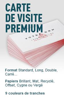 Cartes De Visite Premium