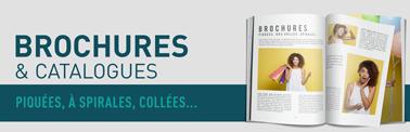 Brochures et Catalogues