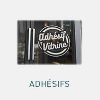 Adhésifs vinyl