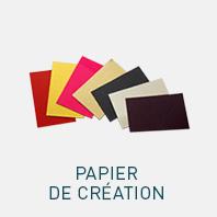 Papiers de création