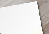Papier de Création: Blanc Glacier 300g