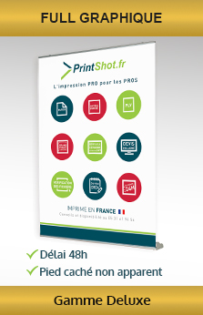 Roll-up design full graphique