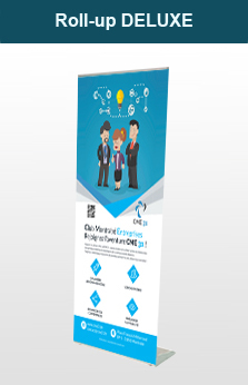 Roll-up de luxe