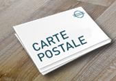 Impression de cartes postales