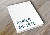 papier en-tête