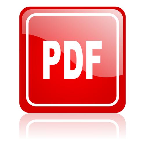 pdf vectorisé