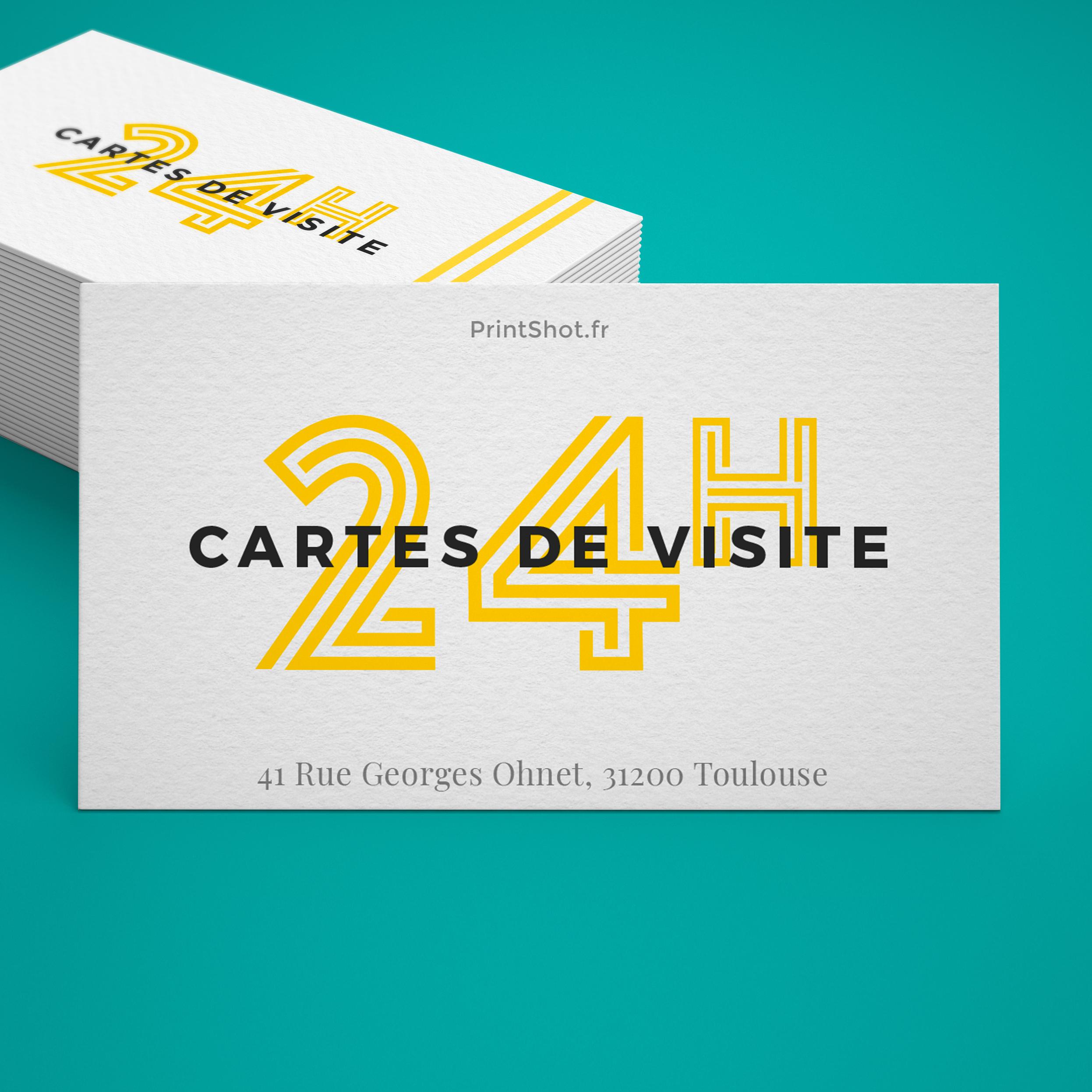 Carte De Visite 24H
