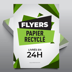 flyer recycle