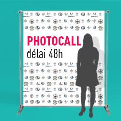 photocall 2 metres